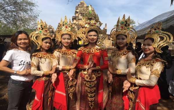 Campuchia là những nước nói tiếng Anh ở Châu Á