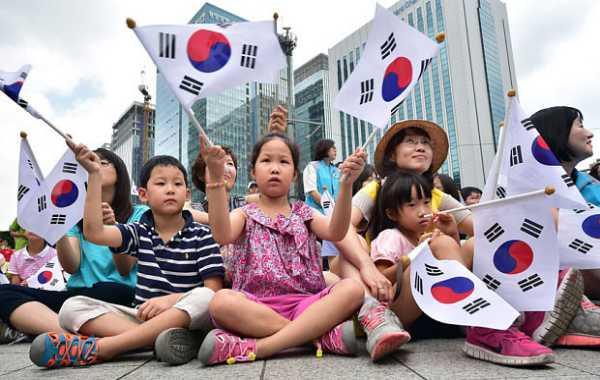 Hàn Quốc là những nước nói tiếng Anh ở Châu Á