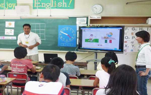 Philippines là những nước nói tiếng Anh ở Châu Á