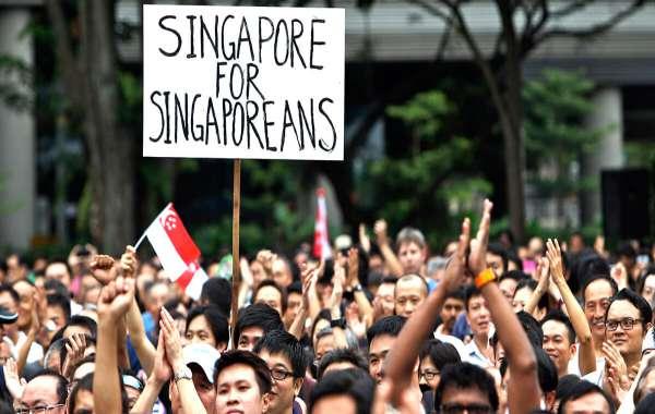 Singapore là những nước nói tiếng Anh ở Châu Á