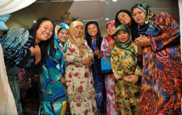 Brunei là những nước nói tiếng Anh ở Châu Á