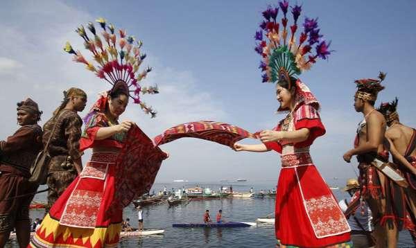 văn hóa trên diện tích Philippines
