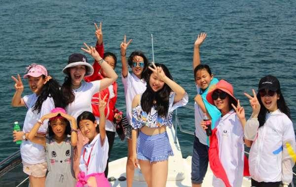 hoạt động của khóa summer camp tại Philippines