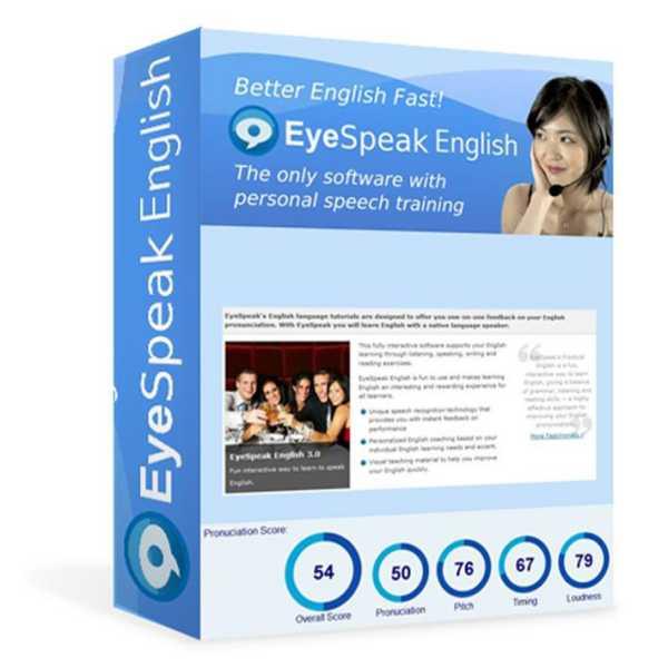 phần mềm tự học tiếng Anh cấp tốc để thuyết trình