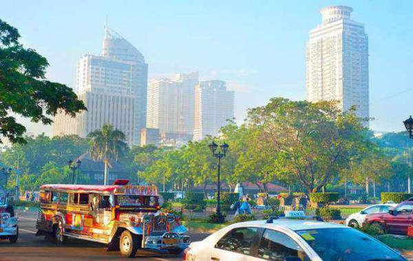 thời tiết Philippines tháng 7 tại thủ đô Manila