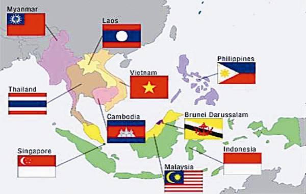 tiếng Anh ở Đông Nam Á