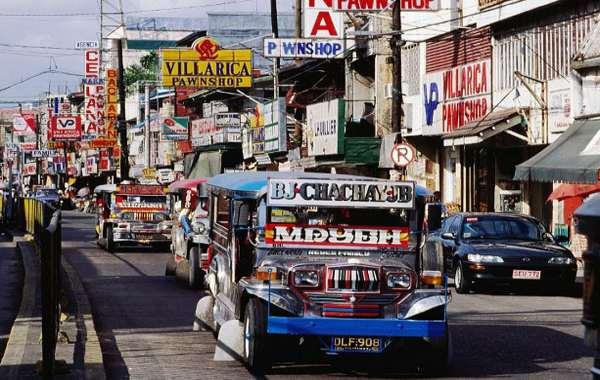 du-lich-tagaytay-philippines-xe-jeepney